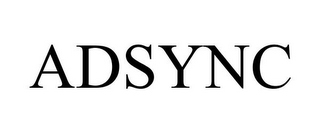 mark for ADSYNC, trademark #85245374