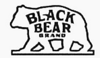 mark for BLACK BEAR BRAND, trademark #85245678