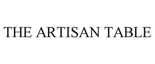mark for THE ARTISAN TABLE, trademark #85245930