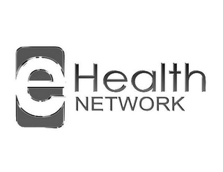 mark for EHEALTH NETWORK, trademark #85246467