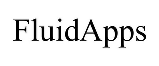 mark for FLUIDAPPS, trademark #85246691