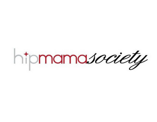 mark for HIPMAMASOCIETY, trademark #85247434