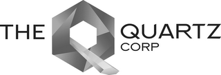 mark for THE Q QUARTZ CORP, trademark #85247934