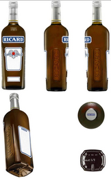 mark for RICARD, trademark #85248973