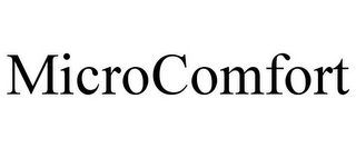 mark for MICROCOMFORT, trademark #85250370