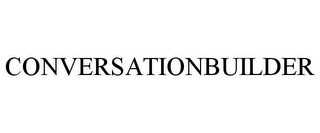 mark for CONVERSATIONBUILDER, trademark #85251668