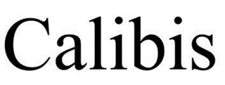 mark for CALIBIS, trademark #85251851