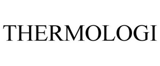 mark for THERMOLOGI, trademark #85251852
