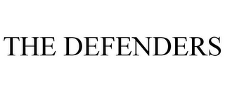 mark for THE DEFENDERS, trademark #85252186