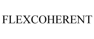 mark for FLEXCOHERENT, trademark #85253163