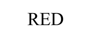 mark for RED, trademark #85253439