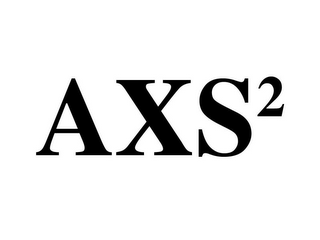 mark for AXS2, trademark #85253573