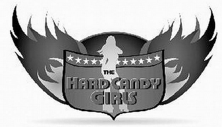 mark for THE HARD CANDY GIRLS, trademark #85253581