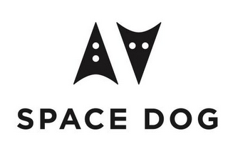 mark for SPACE DOG, trademark #85253606