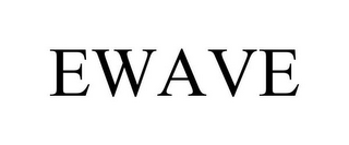 mark for EWAVE, trademark #85253640