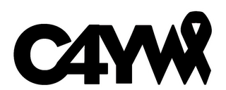 mark for C4YW, trademark #85253703