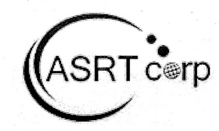 mark for ASRT CORP, trademark #85253706