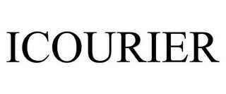 mark for ICOURIER, trademark #85254091