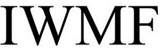 mark for IWMF, trademark #85254195