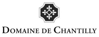 mark for DOMAINE DE CHANTILLY, trademark #85254491