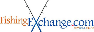 mark for FISHINGEXCHANGE.COM BUY SELL TRADE, trademark #85254667