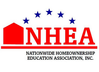 mark for NHEA NATIONWIDE HOMEOWNERSHIP EDUCATION ASSOCIATION, INC., trademark #85255396