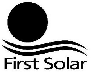 mark for FIRST SOLAR, trademark #85255923