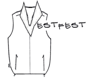 mark for VEST FEST, trademark #85256099