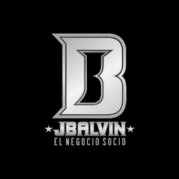 mark for B JBALVIN EL NEGOCIO SOCIO, trademark #85258321