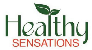 mark for HEALTHY SENSATIONS, trademark #85258574