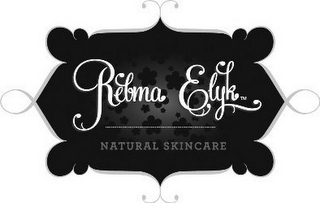 mark for REBMA ELYK NATURAL SKINCARE, trademark #85258605