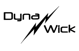 mark for DYNA WICK, trademark #85259035