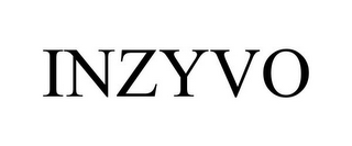 mark for INZYVO, trademark #85259128