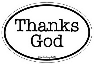 mark for THANKS GOD WWW.THANKS-GOD.COM, trademark #85259132