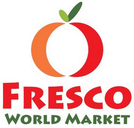 mark for FRESCO WORLD MARKET, trademark #85259152
