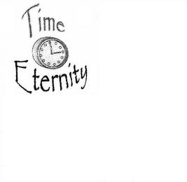 mark for TIME ETERNITY, trademark #85259190