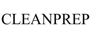mark for CLEANPREP, trademark #85260937