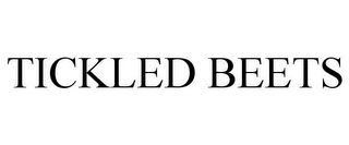mark for TICKLED BEETS, trademark #85261074