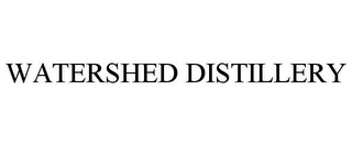 mark for WATERSHED DISTILLERY, trademark #85261180