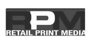 mark for RPM RETAIL PRINT MEDIA, trademark #85261874