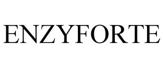 mark for ENZYFORTE, trademark #85261922