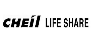 mark for CHEIL LIFE SHARE, trademark #85262790