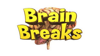 mark for BRAIN BREAKS, trademark #85263598