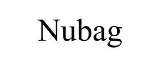 mark for NUBAG, trademark #85263712