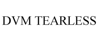 mark for DVM TEARLESS, trademark #85264740