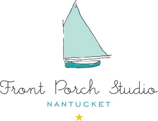 mark for FRONT PORCH STUDIO NANTUCKET, trademark #85265189