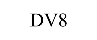 mark for DV8, trademark #85265679