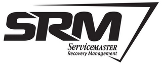 mark for SRM SERVICEMASTER RECOVERY MANAGEMENT, trademark #85265775