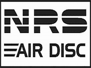 mark for NRS AIR DISC, trademark #85265818