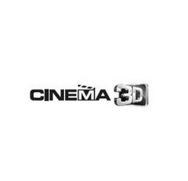 mark for CINEMA 3D, trademark #85266107